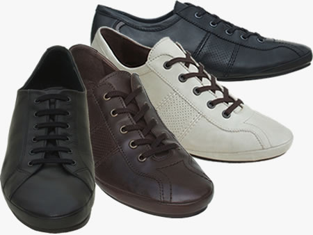 Mens range of dance shoes