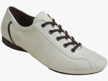 ADAM stone leather mens dance shoes
